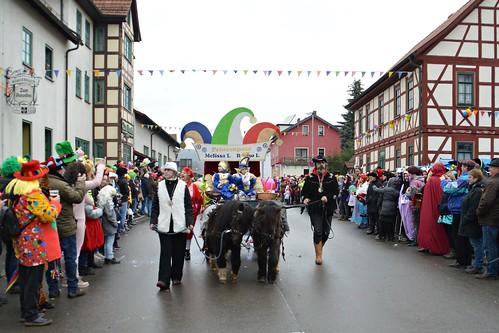 Karnevalsumzug Wasungen