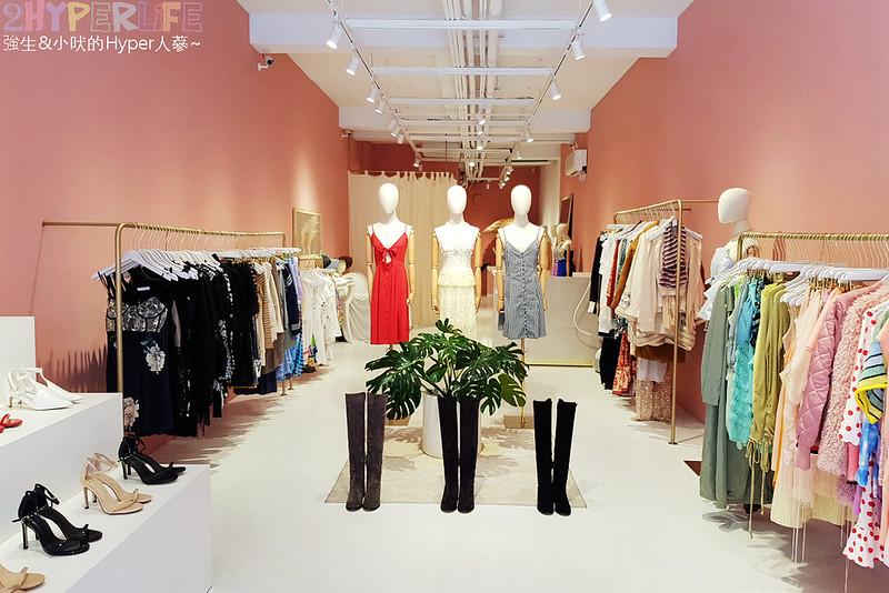 47303789252 aee8e7afa3 c - Rosé  CLUB│一樓賣衣服,二樓賣吃的,大量粉紅元素讓這成為網美打卡點,就連水餃也都是粉紅色的哦!