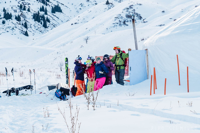 Kazakhstan Yurt Camp