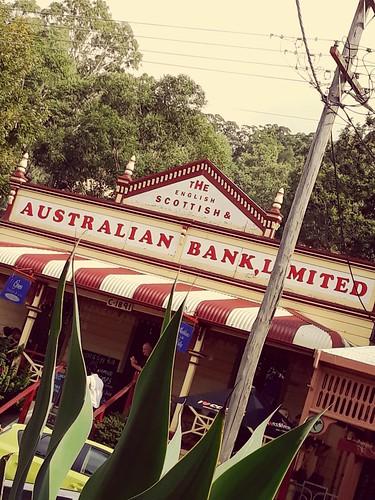 A mixed bank
