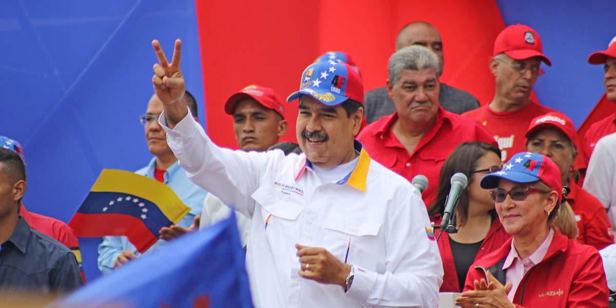 Marcha Venezuela contra el terrorismo. Foto: MPPRE / flickr