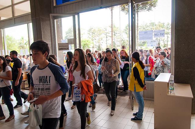O aumento no orçamento mais significativo para assistência estudantil acontece durante os Governos Lula e Dilma. - Créditos: Marcos Solivan