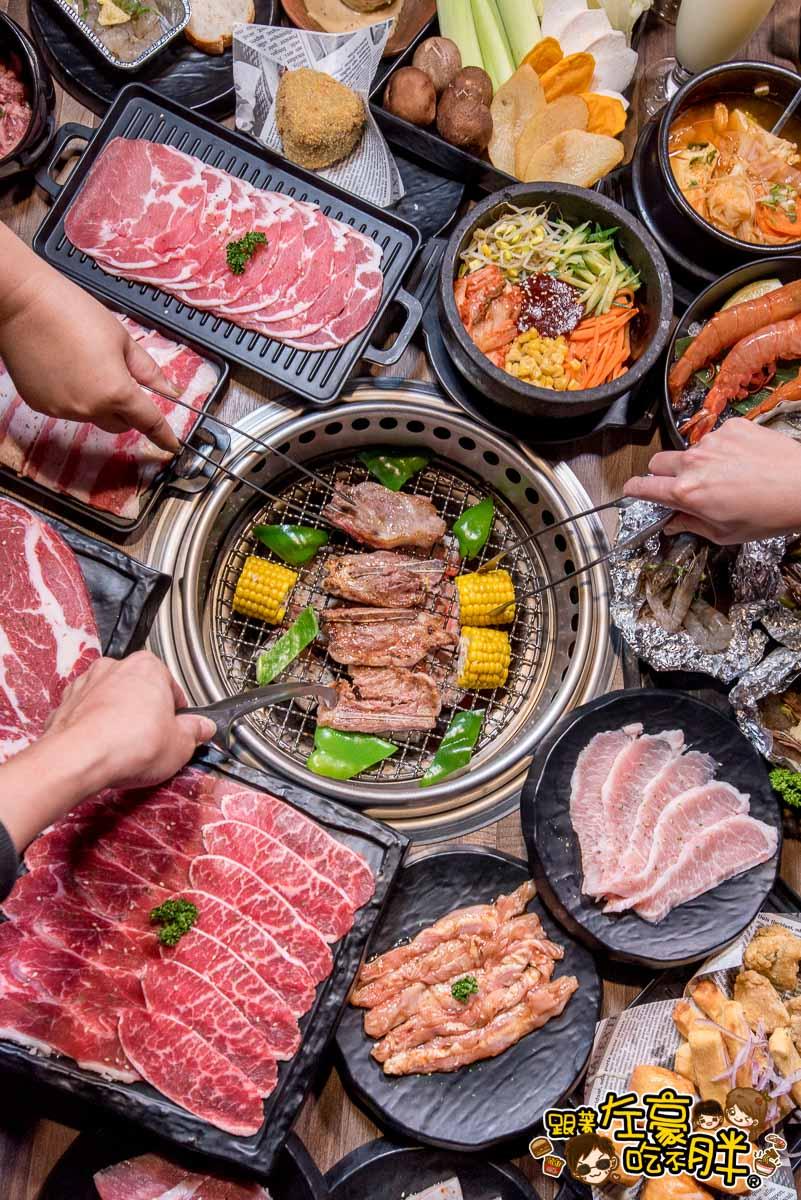 開烤Bar炭火精品燒肉吃到飽-46