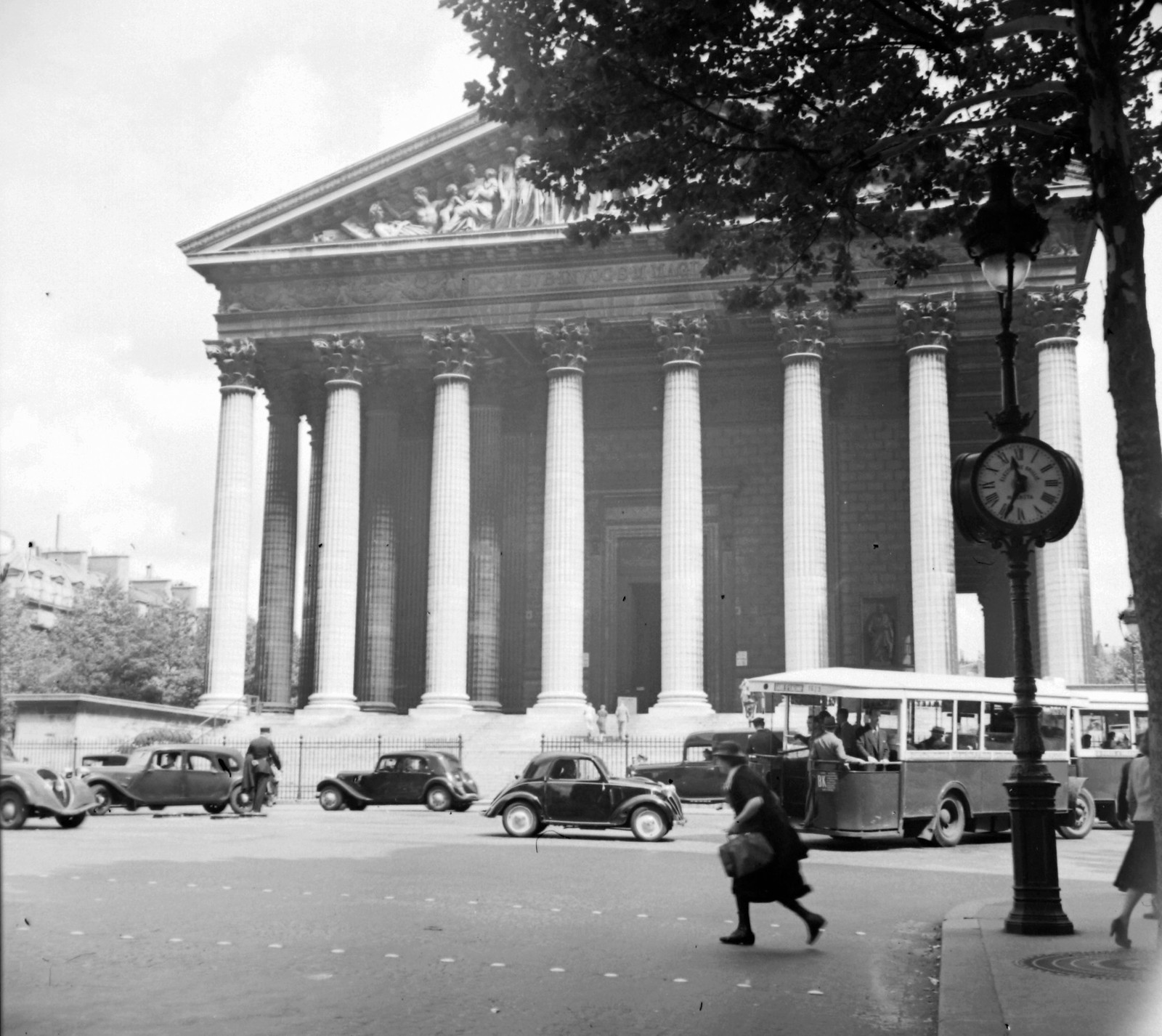 1939. Церковь Мадлен