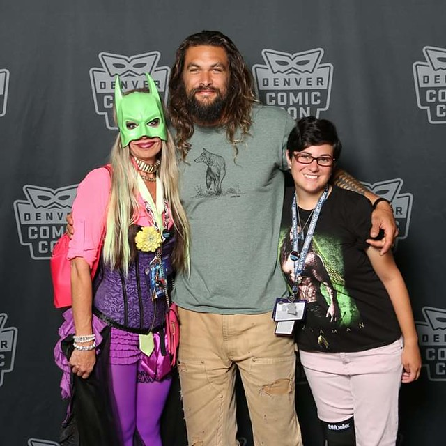 Denver Pop Culture Con Photo Ops