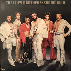 THE ISLEY BROTHERS:SHOWDOWN(JACKET A)