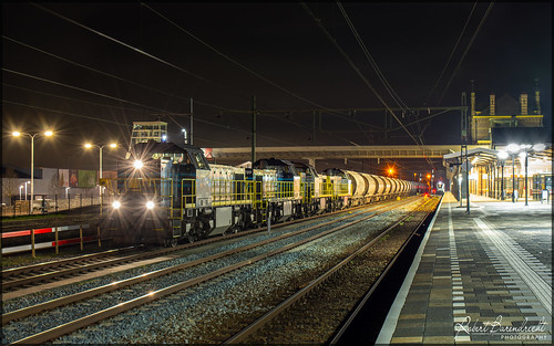 Lineas 7784 + 7789, Geldermalsen (NL)