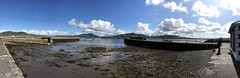 The harbour at Knightstown, Valentia Island