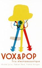 02-Affiche de Vox & Pop - Photo of Bourdelles