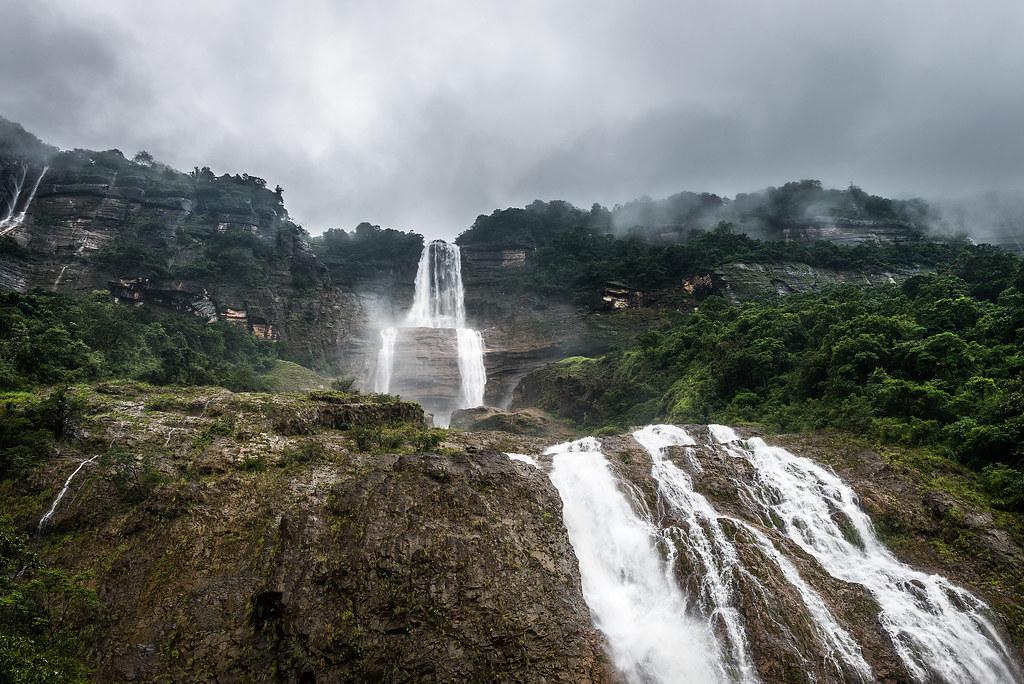 Kynrem falls
