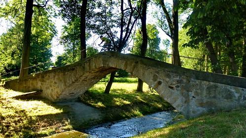 2014.06.12 Die Himmelsbrücke ist eine gemauerte Bogenbrücke über den Sohlander Dorfbach in Sohland an der Spree  (38)