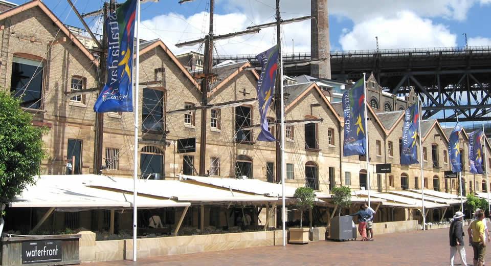 Sydney Harbour, Sydney The Rocks: bekijk de tips | Mooistestedentrips.nl