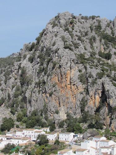 The Rock Above Ubrique