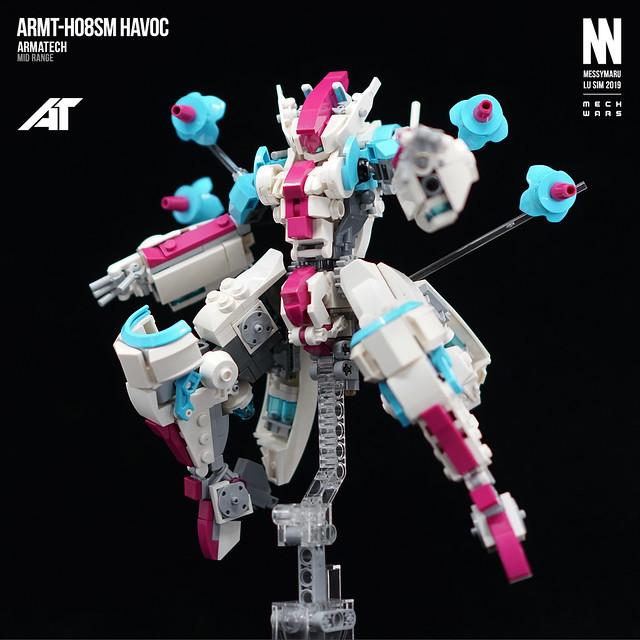 ARMT-H08SM浩劫