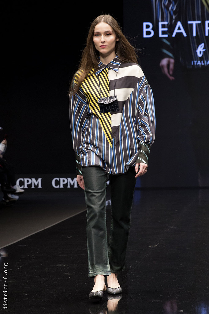 DISTRICT F — Collection Première Moscow AW19 — CPM Beatrice B iop[