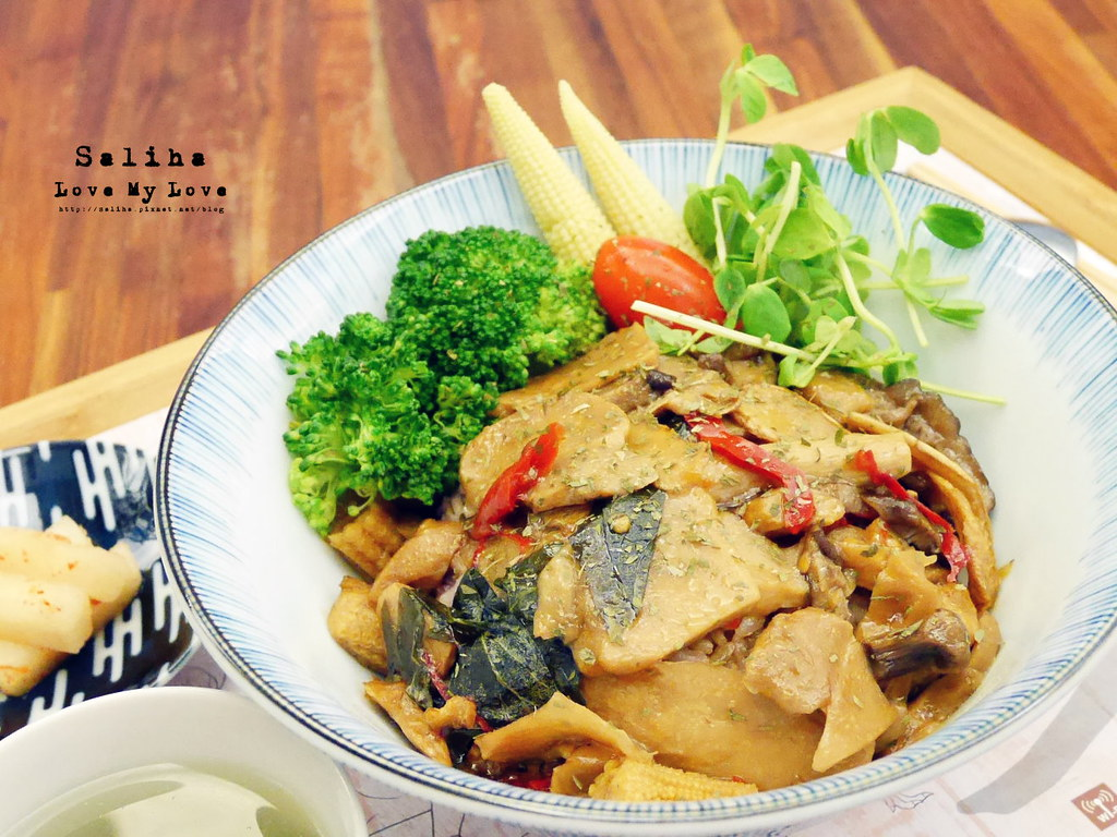 台北車站台大醫院站襄陽路附近親子餐廳素食吃素 (2)