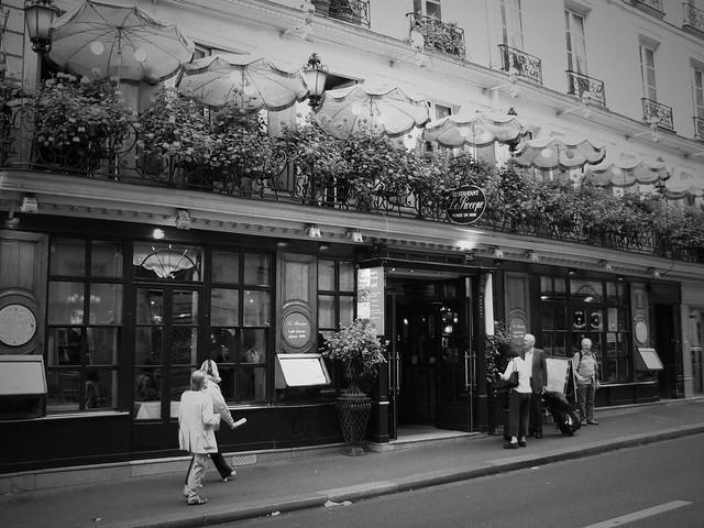 Quán Café de Procope - Tại Paris