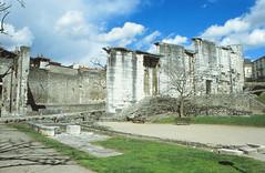 Roman Theatre, Vienne - Photo of Saint-Sorlin-de-Vienne