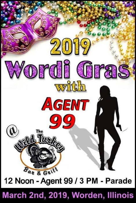 Agent 99 3-2-19