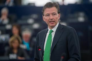 Debate on Climate Change - with Gerben-Jan GERBRANDY (ALDE)