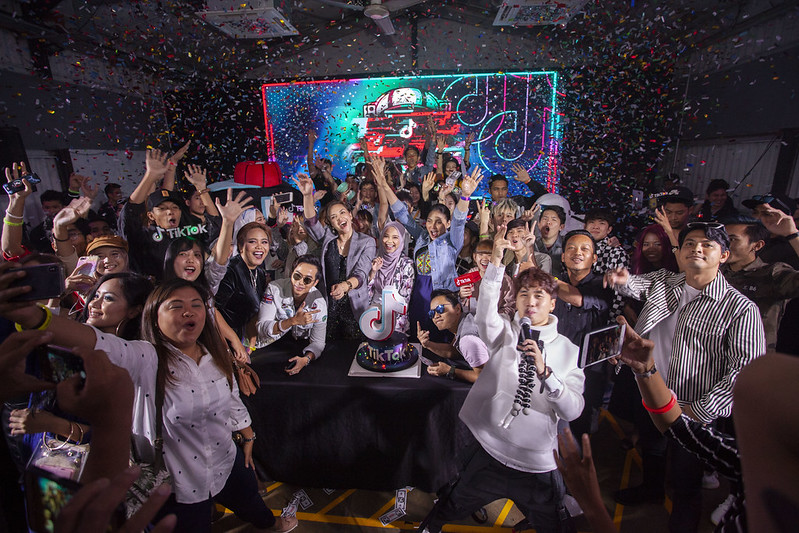 P1 - Ushering In 2019 In Style With Tiktok Creators And Malaysian Celebrities