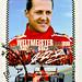 *Happy Birthday* great stamp Austria 75c Michael Schumacher (03.01.1969, 03/01/69 World Champion Formula 1, Formel 1 Weltmeister)  poste-timbres Autriche sellos Austria selos Briefmarken Österreich porto franco francobolli postzegel  selo de correio sello