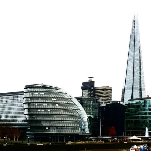 Londra: City hall