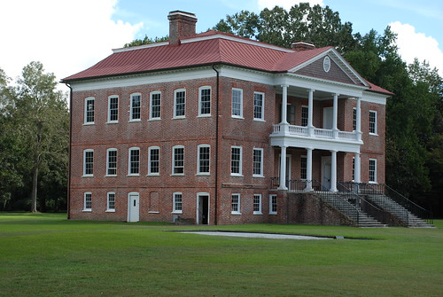 Drayton Hall Home. From History Comes Alive in Charleston