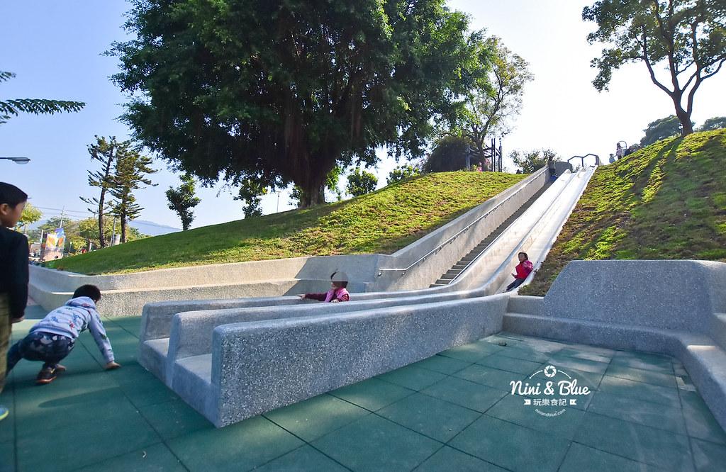 九二一震災紀念公園.太平溜滑梯05