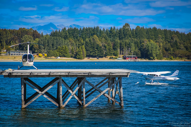 Helipcopter and Seaplane
