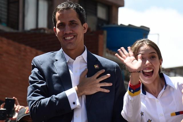 """Mudança de regime na Venezuela: """"Made in the USA"""""""
