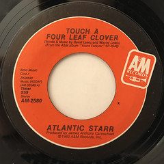 ATLANTIC STARR:CIRCLES(LABEL SIDE-B)