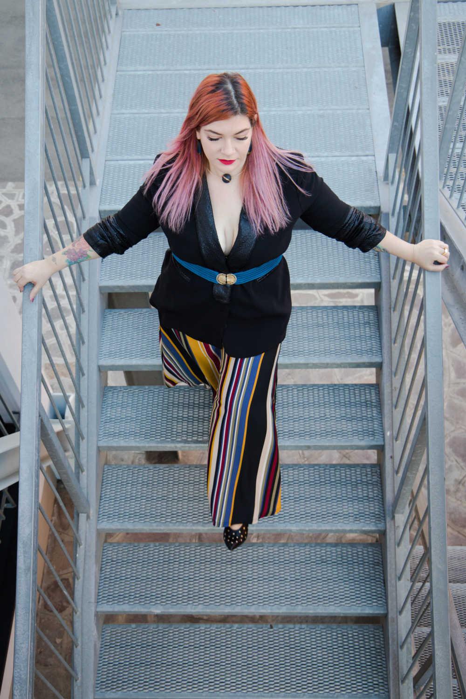 Outfit plus size fantasia e colori neutri (3)
