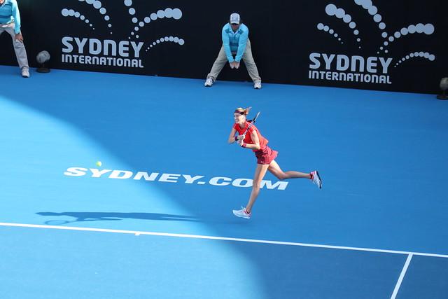 Petra Kvitová Winner - Sydney International 2019 Womens Tennis Final WTA