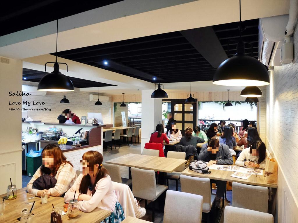 台北捷運忠孝敦化站附近餐廳At First Brunch 緣來忠孝店早午餐下午茶咖啡廳 (3)
