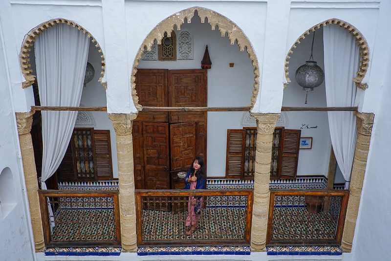 Morocco Rabat Dar Mayssane 01