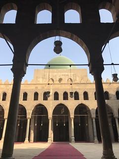 The Mosque of Sultan Al-Naser Muhammad Ibn Qalawun