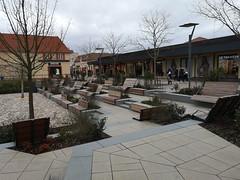 Roppenheim. The styleoutlet. - Photo of Rountzenheim