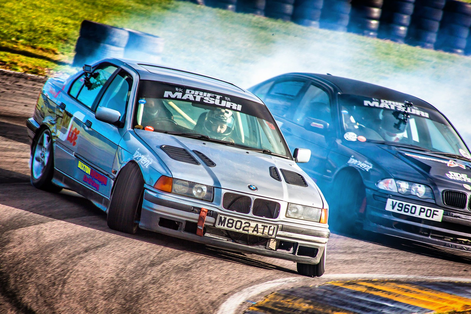 Drift Matsuri, Anglesey Circuit 2018