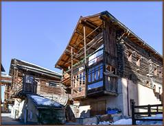 Architecture de montagne - Photo of Sarrians