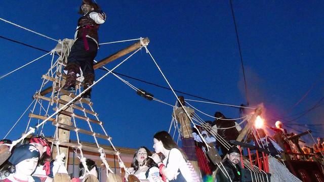 Καρναβαλική παρέλαση στο Νυδρί Λευκάδας