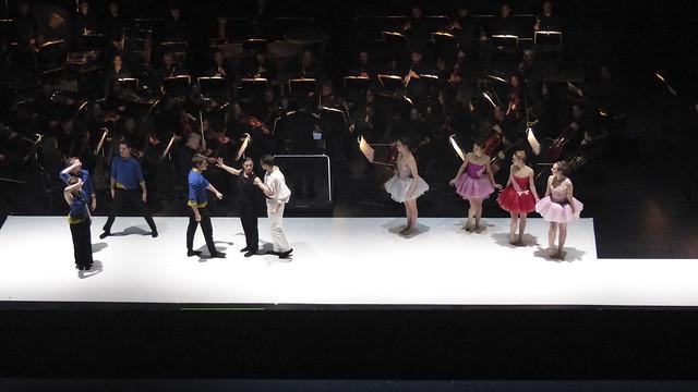 Ballet con Valencia Dancing Forward
