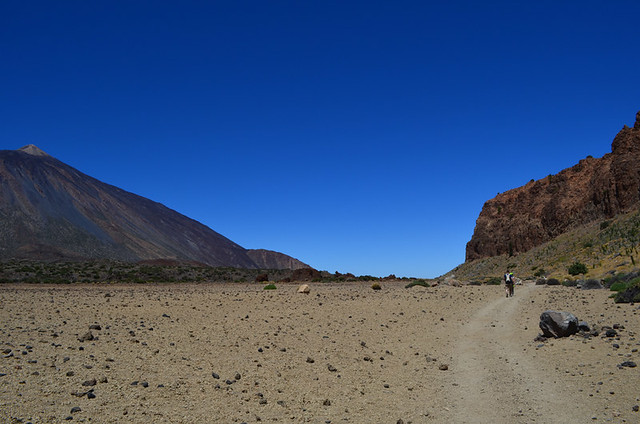 Above the clouds, Teide National Park, Tenerife