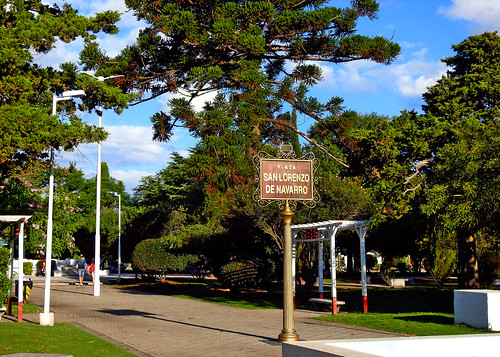 Navarro_Vista de la plaza San Lorenzo