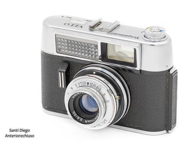 Voigtlander - Vito automatic, Fujifilm X-T20, XF55-200mmF3.5-4.8 R LM OIS