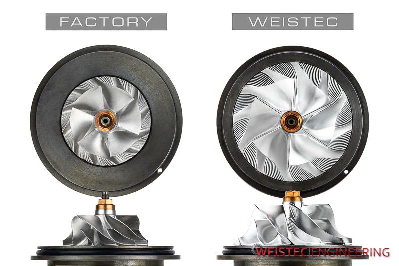 Weistec W 3 Turbo Upgrade for S55 - Tech A Peek
