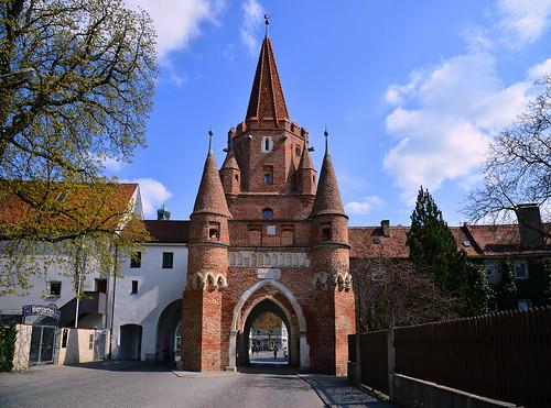 Ingolstadt - Kreuztor