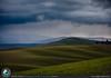 Un'altro temporale in arrivo sulle colline Toscane