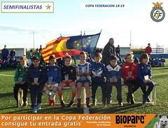 IX Copa Federación Benjamín Fase* Jornada 3
