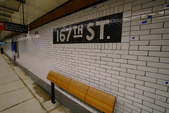 167th Street station - Bronx, NYC
